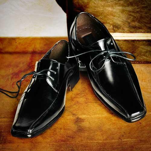 用愛造皮鞋