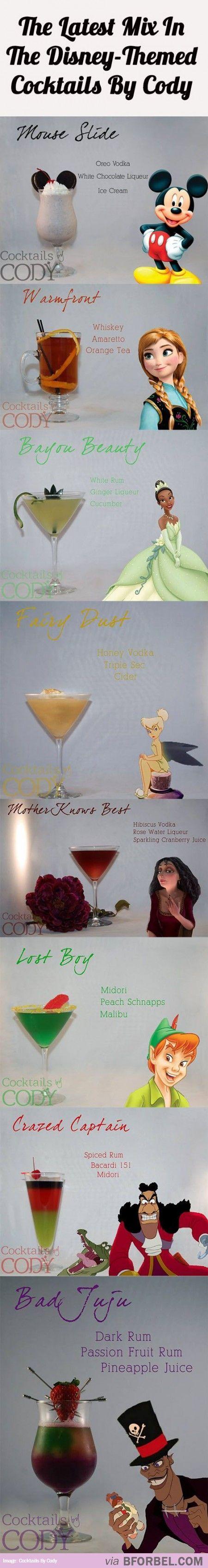 56_(Theme Party) 以美酒點綴派對 -  迪士尼的狂歡世界02
